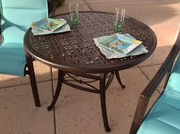 6ft Round Dining Table Mrs Patio Outdoor Patio Furniture Las Vegas U0026 Henderson Nv