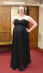 Clothes To Hide Pregnancy Pregnant Bridesmaid Dress Shopping Tips