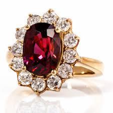 rings ruby images 19 best ruby rings images ruby rings ring sizes jpg
