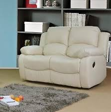 Recliner Sofa Suite Valencia Recliner Leather Sofa Suite 3 2 Seater Brand New 12