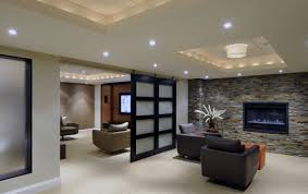 basement lighting ideas home furniture and decor