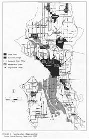 Map Seattle University by Seattle Urban Map Wiring Get Free Images About World Maps
