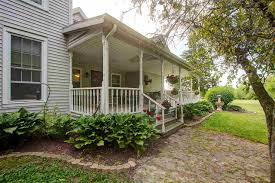 wraparound porch 10217 n kidder rd fulton wi making dreams realty
