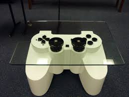 i want this playstation controller coffee table global geek news