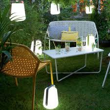 Wohnzimmerlampe Batterie Balad Akku Led Leuchte H 25 Cm Von Fermob