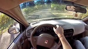 regular car reviews 2000 saturn l series youtube