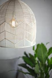 white woven pendant light these gorgeous hand made rattan lights come in a bell shape design