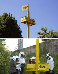 Backyard Beehive Backyard Beekeeping 12 Sweet Urban Hive Designs Webecoist