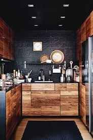 superb kitchens with black tile pin by pepi s on deco lofts interiors and living rooms