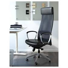sedia scrivania ikea sedia da ufficio ikea markus in pelle a novate milanese