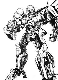 fresh bumblebee transformer coloring page 94 on coloring pages