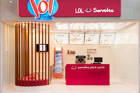Interior Design Of Parlour Ice Cream Retail Design Blog