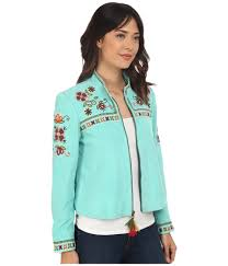 Double D Ranch Clothing Double D Ranchwear Quechua Craft Jacket In Blue Lyst