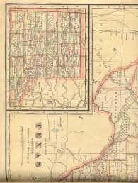 Map Of Florida Panhandle by Railroad Maps