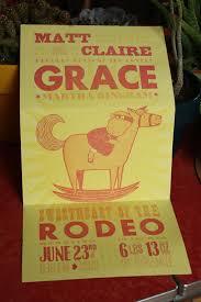 rodeo themed custom birth announcements invitation crush
