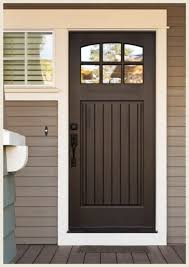 Exterior Door Colors Front Door Colors Brown Choosing Front Door Colors For House