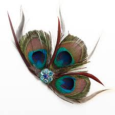 feather hair accessories peacock feather hair accessory hair accessories