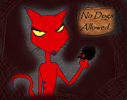 courage the cowardly dog courage the cowardly dog katz by purfectprincessgirl on deviantart