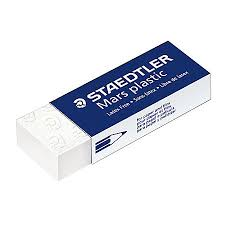 Staedtler Drafting Table Staedtler Mars Plastic Erasers Pack Of 4 By Office Depot U0026 Officemax