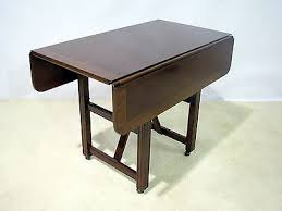 baker furniture game table mahogany baker furniture mechanical drop leaf game table coffee
