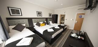 St Georges Inn Victoria London Official Website - London hotels family room