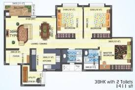 Watermark Floor Plan Watermark In Sarjapur Road Bangalore Rs 75 Lac Onwards