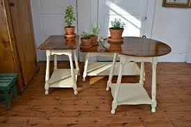 heir and space a maple coffee table set