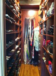 cluttered closet well kept spaces