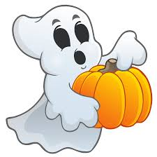 png no background halloween logo ghost png 36322 free icons and png backgrounds