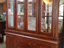 Dining Room Sets With China Cabinet Cool China Hutch For Sale