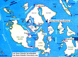 san juan map san juan islands map lieber resort and marina map