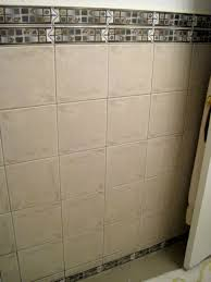 fabulous decorative bathroom tile accents on create home interior