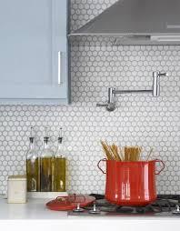 Design  Hexagon Tile Backsplash Backsplash Ideas For White - Hexagon tile backsplash