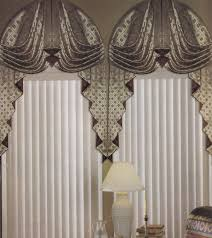 Arch Window Curtain Arched Window Treatment Ideas Better Homes And Gardens Online