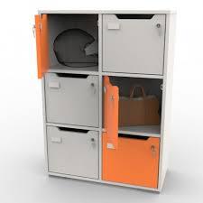Casier Bureau Vestiaire Casier Bois Meuble Vestiaire Design Collectif Avec Casiers Caseo En Bois Et Professionnel