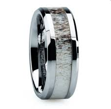 modern wedding rings for men 7 unique modern men s wedding rings made of bamboo antler