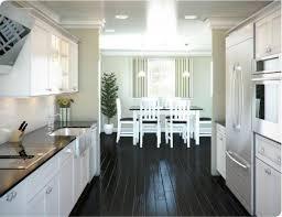 galley style kitchen remodel ideas gallery style kitchen design kitchen and decor