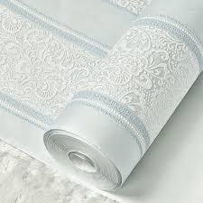 wide wallpaper home decor beibehang coffee metallic texture damask wallpaper roll nonwoven