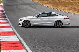 Mercedes C Class Coupe 2008 2017 Mercedes Amg C63 Coupe Is The Sportiest C Class Ever Also