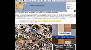 Maps Chicago Google by How To Find Area In Google Maps Area Calculator Google Map