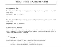 lettre de demande de fourniture de bureau modèle d un contrat de vente
