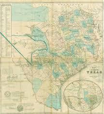 Map Of Austin Tx J De Cordova U0027s Map Of The State Of Texas U2026 U2013 Save Texas History