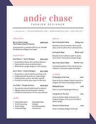 Fashion Designer Resume Templates Free 70 Best Resume Images On Pinterest Infographic Resume Mint