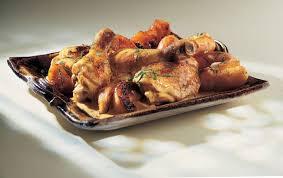 poulet cuisine recette cuisses de poulet vallée d auge