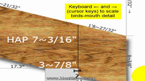 Laminate Floor Calculator For Layout Rafter Calculator Interactive Animated Online Youtube