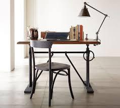 sit stand desk leg kit pittsburgh crank standing desk pottery barn