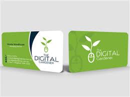 Landscape Business Cards Design 56 Bold Modern Landscape Gardening Business Card Designs For A