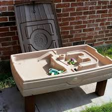step 2 sand and water table find more step 2 large sand water table with lid for sale at up to