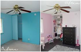 pink bedroom makeover with valspar reserve paint u0026 prime a spark