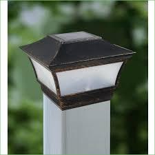 Patio Pillar Lights Lighting Solar Driveway Column Lights Solar Driveway Post Lights